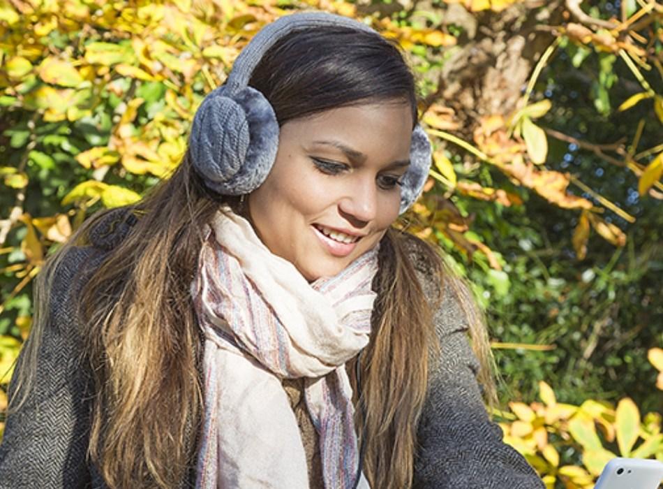 aparatori urechi kitsound chunky cable cablu cu mufa de 35mm ksmufckgy gri