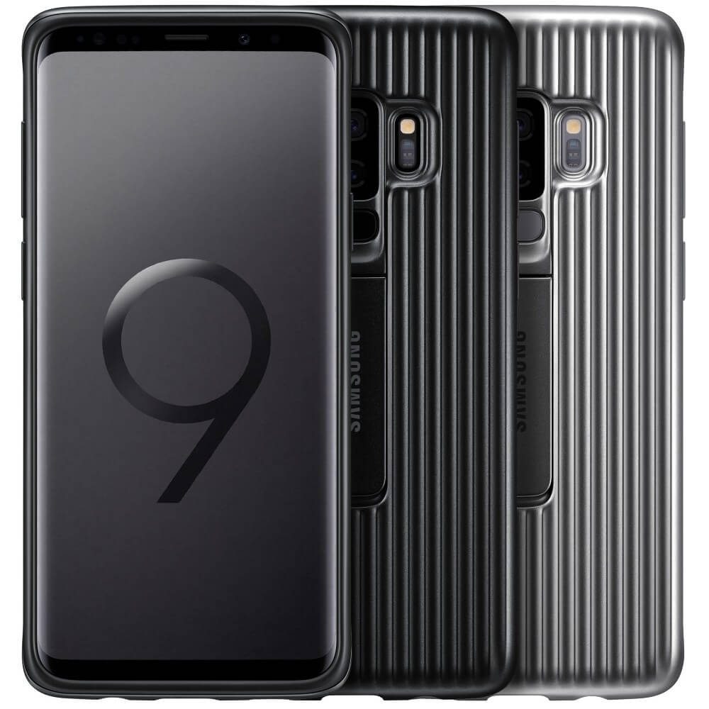 capac protectie spate samsung protective cover pentru galaxy s9 plus g965f