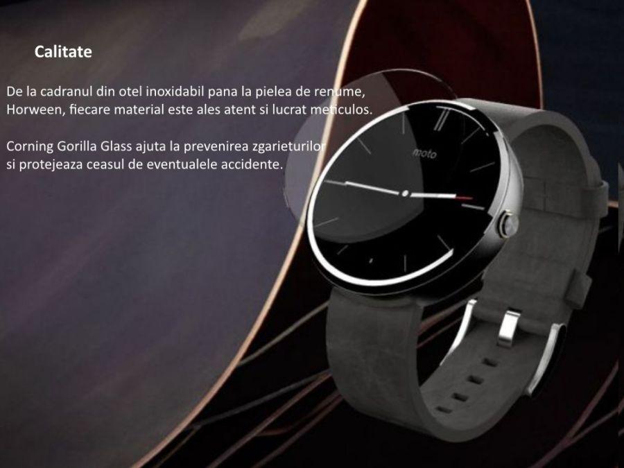 ceas smartwatch motorola moto 360