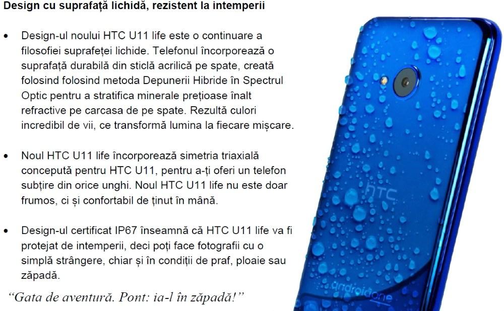 htc u11 life 5