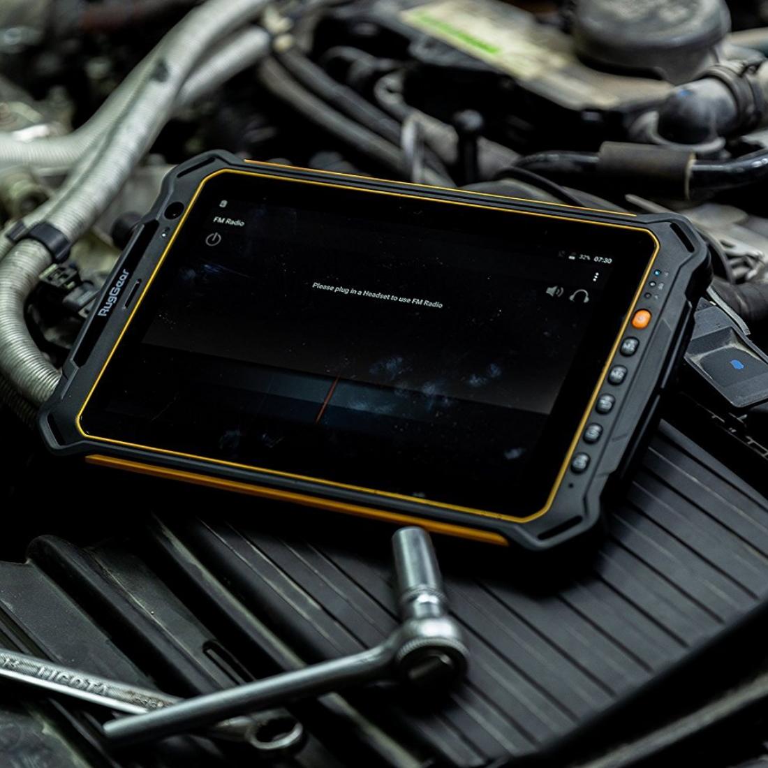 tableta ruggear rg910 80 32gb 3gb ram lte ip68 rg910 black 2