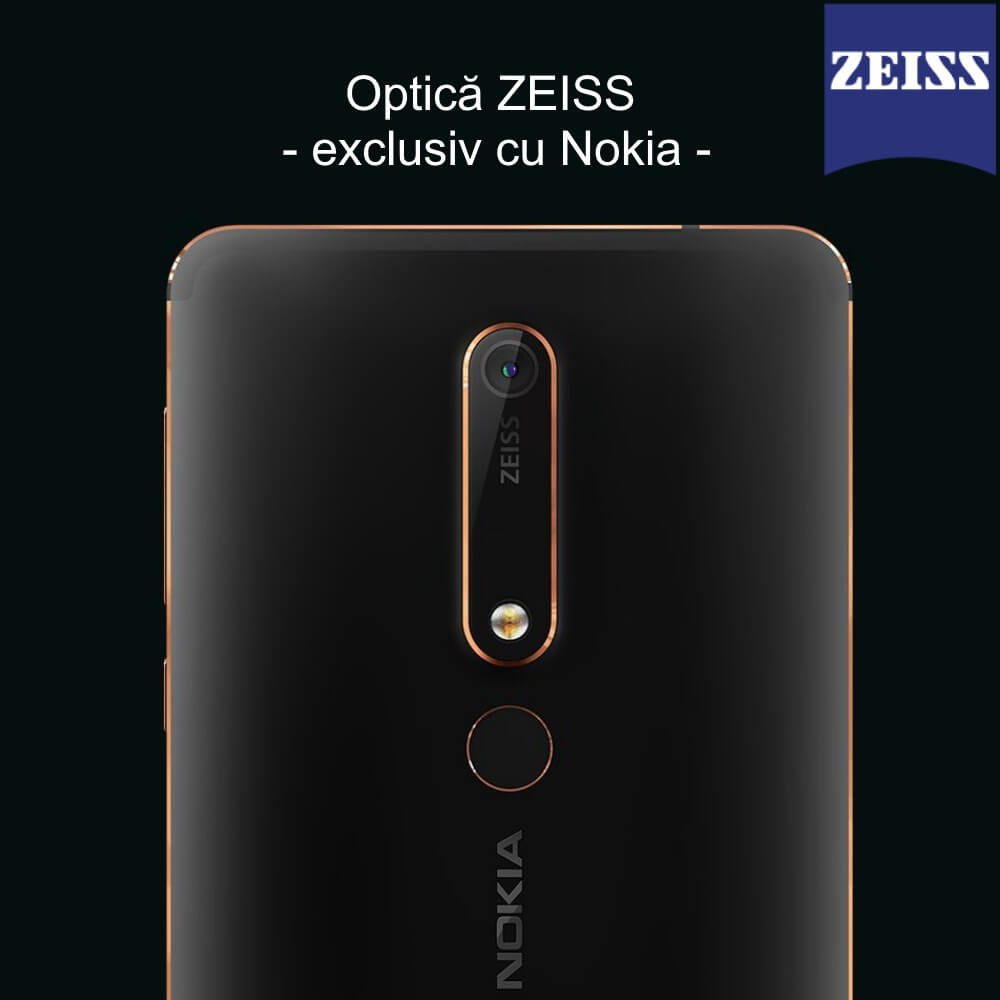 the new nokia 6 with android one 1