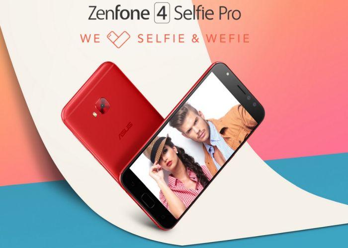 zenfone 4 selfie pro zd552kl octa core 20ghz 64gb 4gb ram lte deepsea black