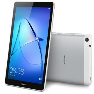 Huawei MediaPad T3 7.0, Quad-core, 16GB + 1GB RAM, WiFi, Moonlight Silver