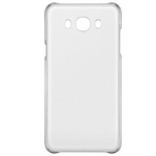 Capac protectie spate Slim Cover Transparent pentru Samsung Galaxy J7 2016 (J710), EF-AJ710CTEGWW