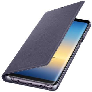 Led View Cover pentru Samsung Galaxy Note 8 (N950), EF-NN950PVEGWW Orchid Gray