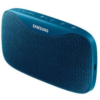 Samsung Level Box Slim - Boxa portabila stereo cu bluetooth, microfon, Multipoint - Albastru