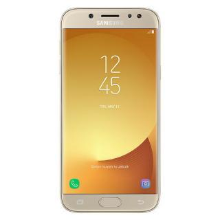 Samsung Galaxy J5 (2017, Dual SIM) Dual SIM 16GB LTE Gold