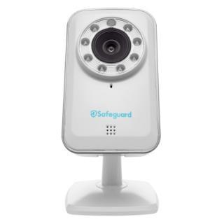 Camera de supraveghere KitVision safeguard home security Wireless KVSFGUARD Alb