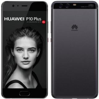 Huawei P10 Plus Dual SIM 128GB 6GB RAM LTE Graphite Black