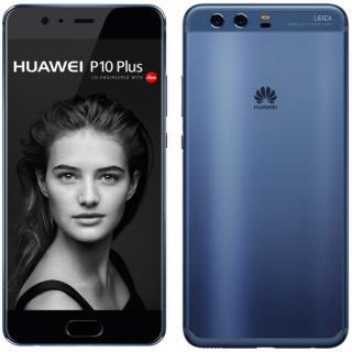 Huawei P10 Plus Dual SIM 128GB 6GB RAM LTE Dazzling Blue