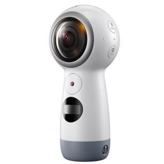 Camera foto si video portabila Samsung Gear 360 (2017), SM-R210NZWA White