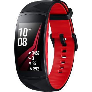 Ceas SmartWatch Samsung Gear Fit 2 Pro, SM-R365 Red – Small