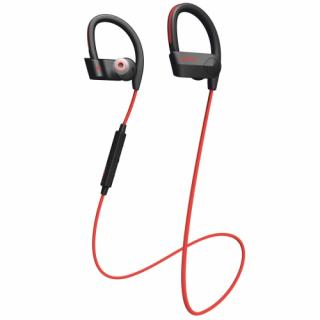 Casti Bluetooth Stereo Jabra Sport Pace Wireless Rosu