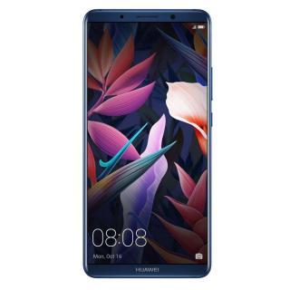Telefon mobil Dual SIM Huawei Mate 10 Pro, 128GB + 6GB RAM, LTE, Midnight Blue