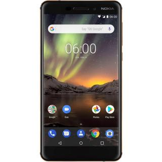 Nokia 6.1 (2018) Dual SIM, 32GB + 3GB RAM, Black