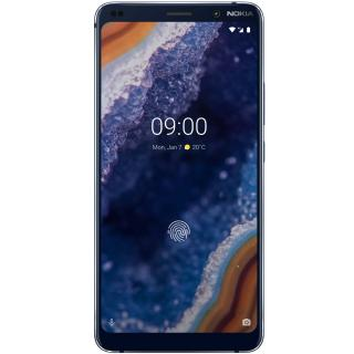 Nokia 9 PureView Dual SIM, 128GB + 6GB RAM, Midnight Blue
