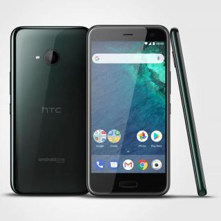 HTC U11 Life, 32GB + 3GB RAM, Brilliant Black