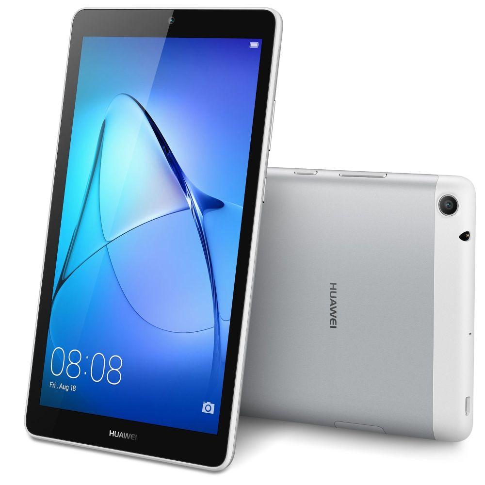Huawei MediaPad T3 7.0, Quad-core, 16GB + 1GB RAM, WiFi, Moonlight Silver