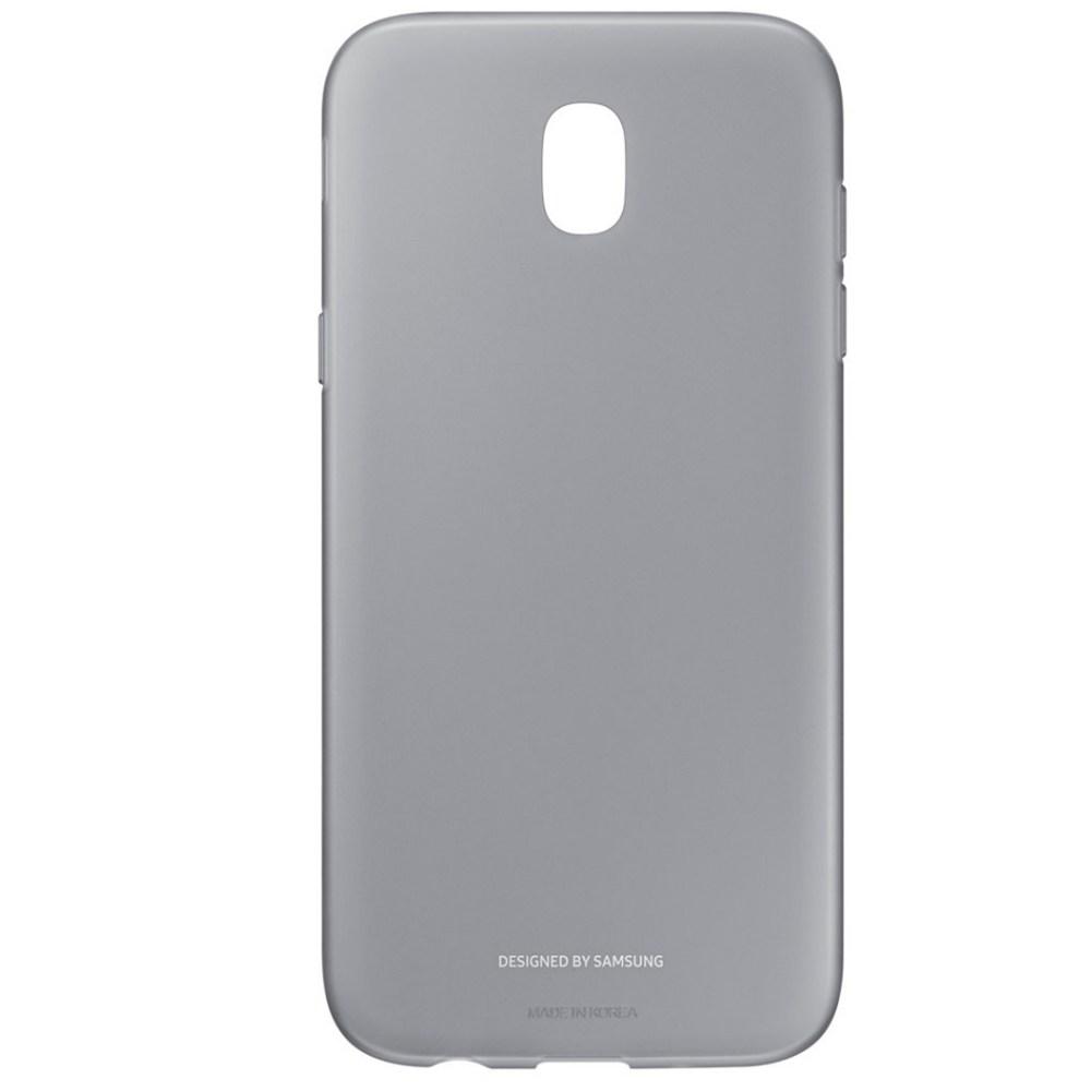 Capac protectie spate Jelly Cover pentru Samsung Galaxy J5 2017 (J530), EF-AJ530 Black