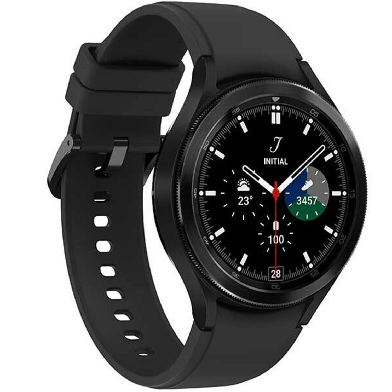 Ceas Smartwatch Samsung Galaxy Watch 4 Classic, 42 mm, Bluetooth, Black