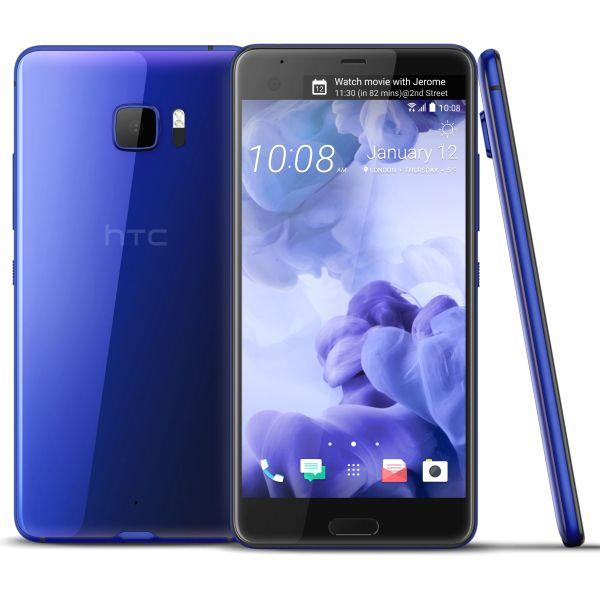 HTC U Ultra Single SIM 64GB 4GB RAM LTE Saphire Blue