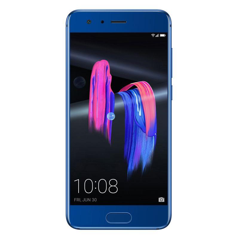Honor 9 Dual SIM, 64GB + 4GB RAM, LTE, Sapphire Blue