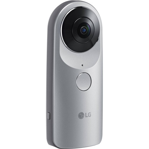 Camera foto si video LG 360 CAM LGR105.AEUATS Silver