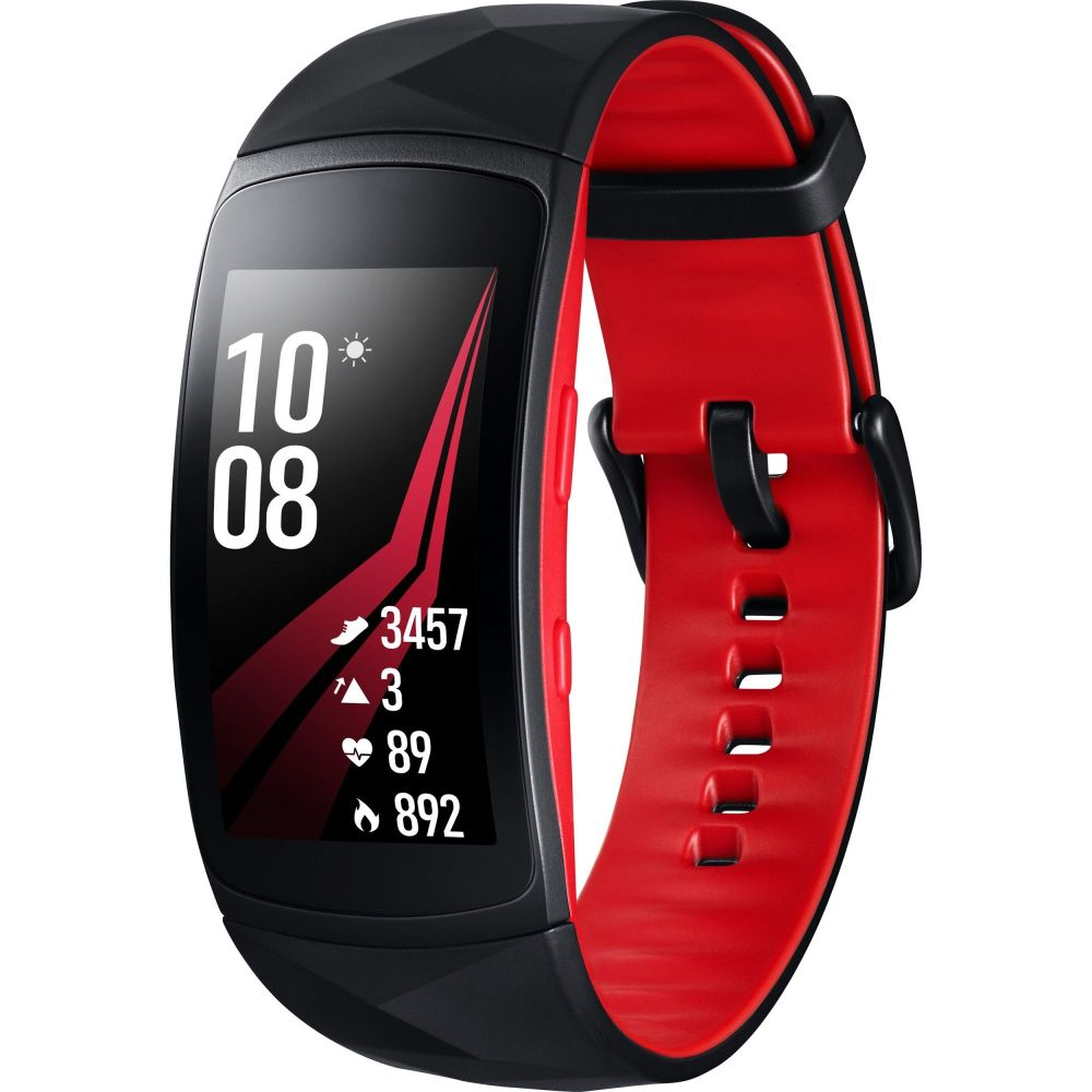 SmartWatch Samsung Gear Fit 2 Pro, SM-R365 Red – Large