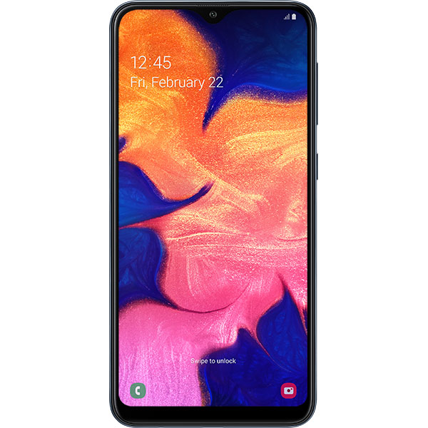 Samsung Galaxy A10 Dual SIM 32GB Black