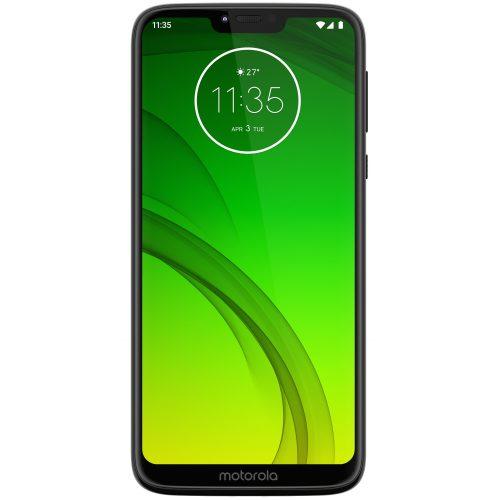 "Motorola Moto G7 Power Dual SIM 6.2"" 12MP+8MP 64/4GB 5000mAh Ceramic Black"