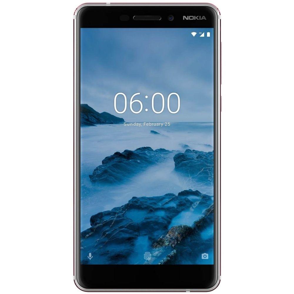 Nokia 6.1 (2018) Dual SIM, 32GB + 3GB RAM, White