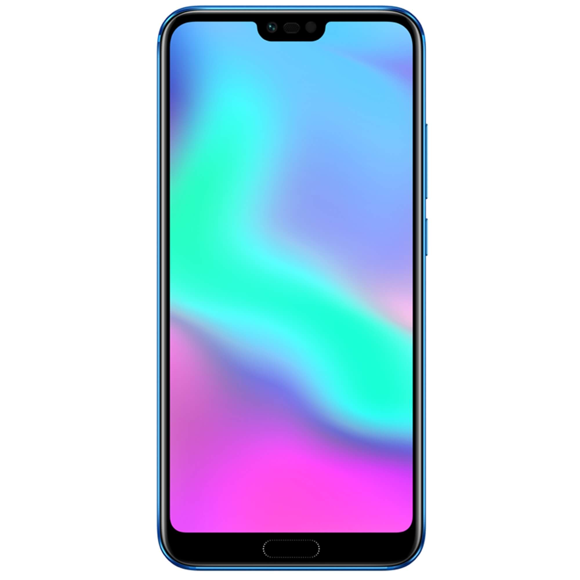 Huawei Honor 10 Dual SIM, 128GB + 4GB RAM, Phantom Blue
