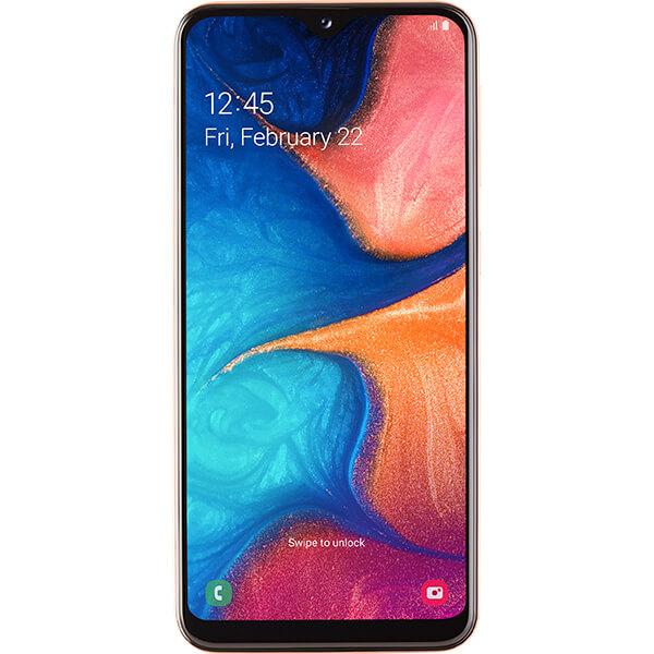 Samsung Galaxy A20e, 32GB, 3GB RAM, Dual SIM, Coral