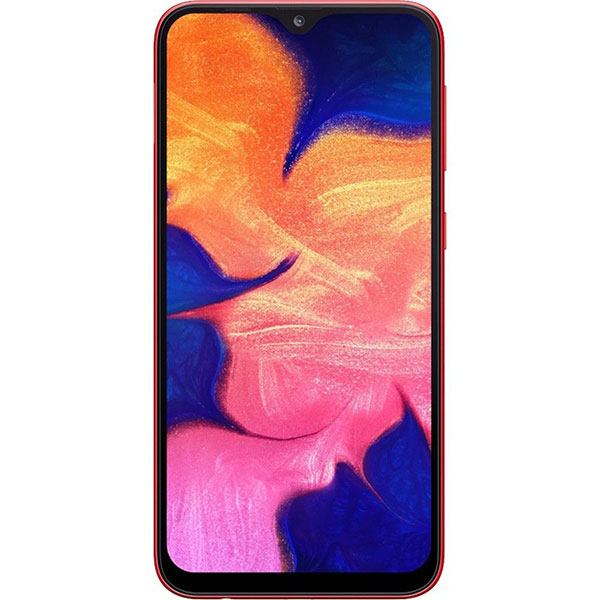 Samsung Galaxy A10 Dual SIM 32GB Red